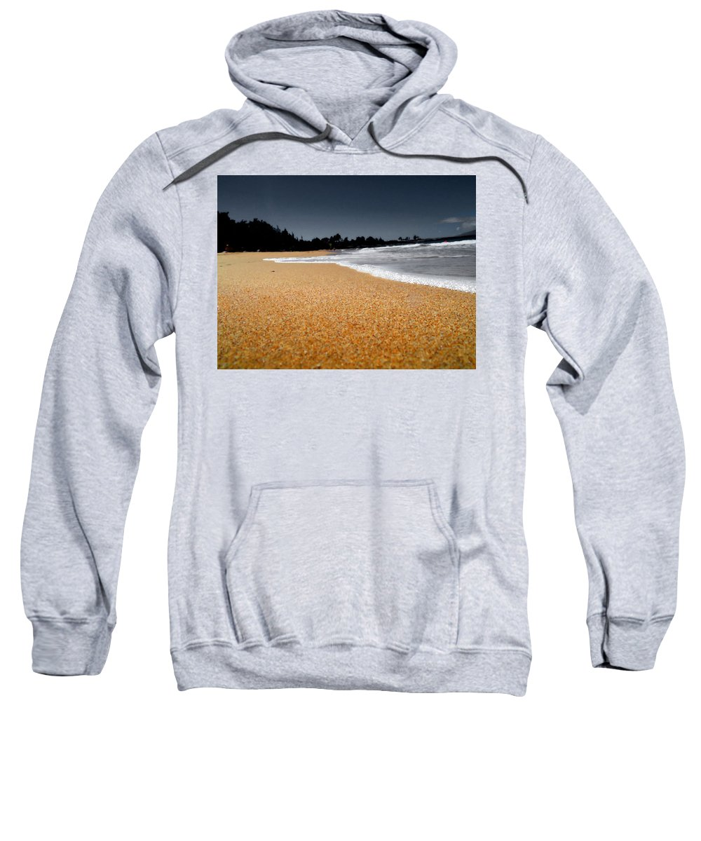 Photography Sweatshirt featuring the photograph Sea Life 2 by Marcello Cicchini