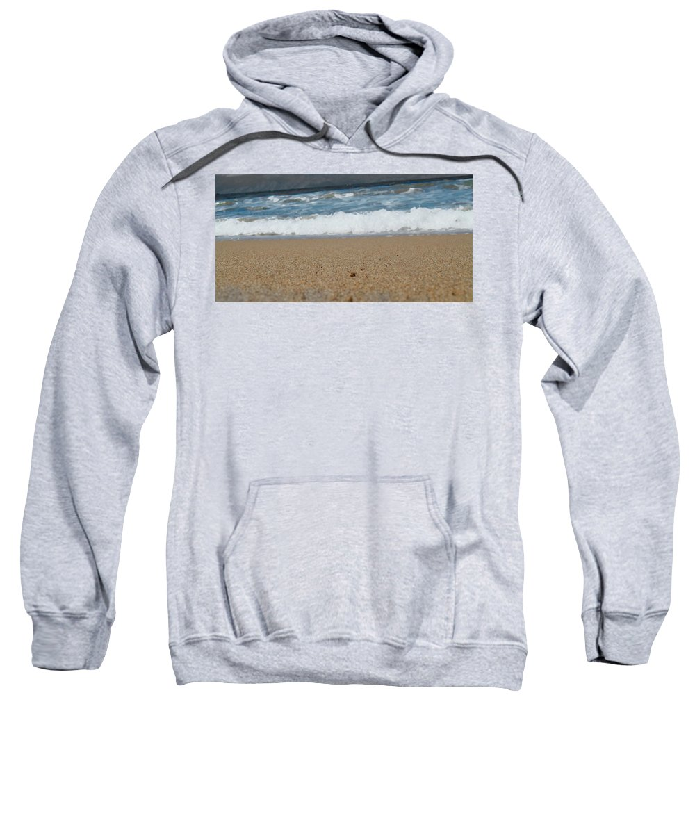 Photography Sweatshirt featuring the photograph Sea Life by Marcello Cicchini