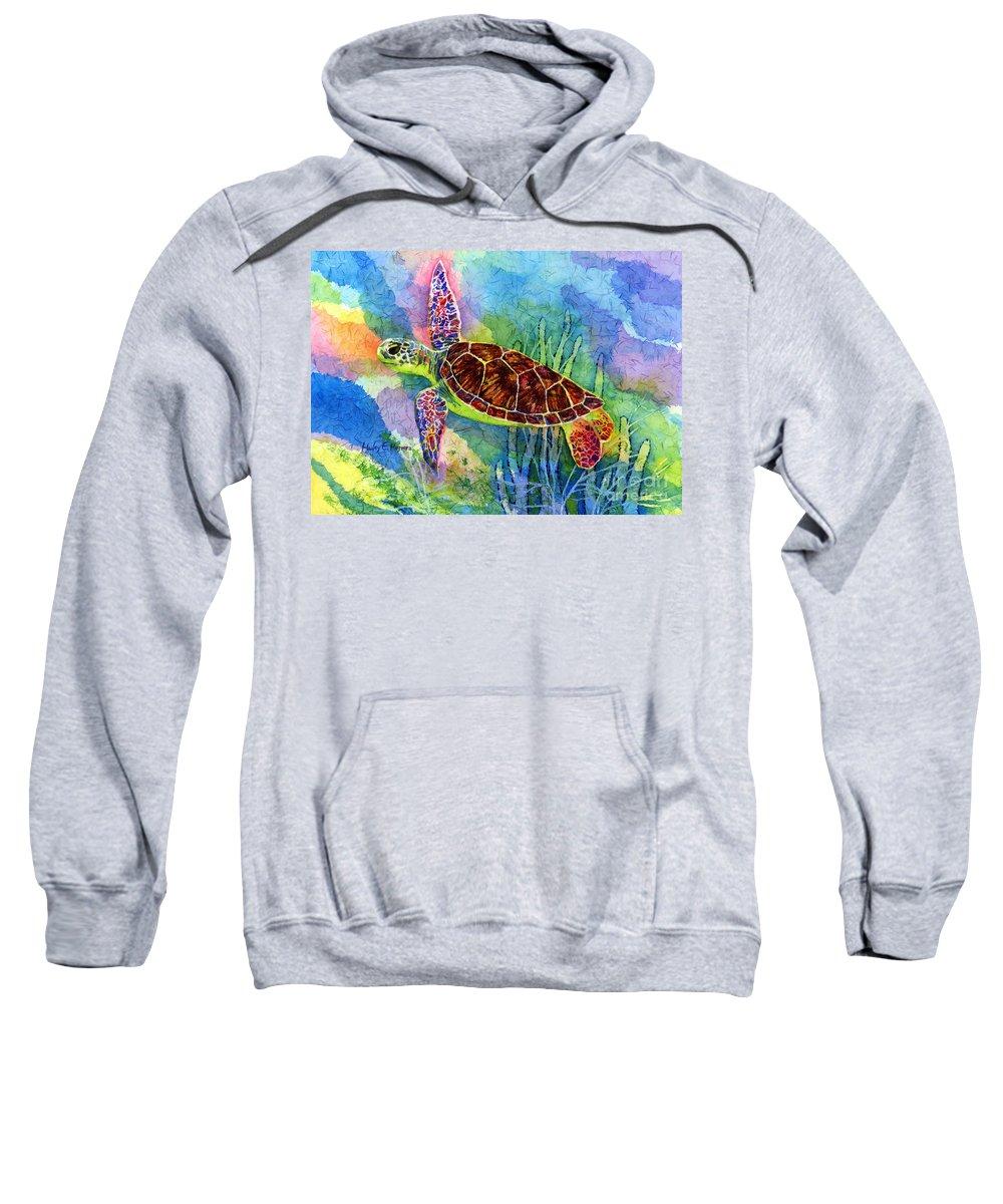 In Sweatshirts