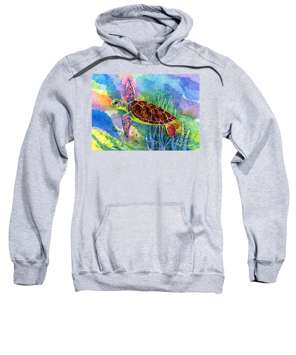 Island Hooded Sweatshirts T-Shirts