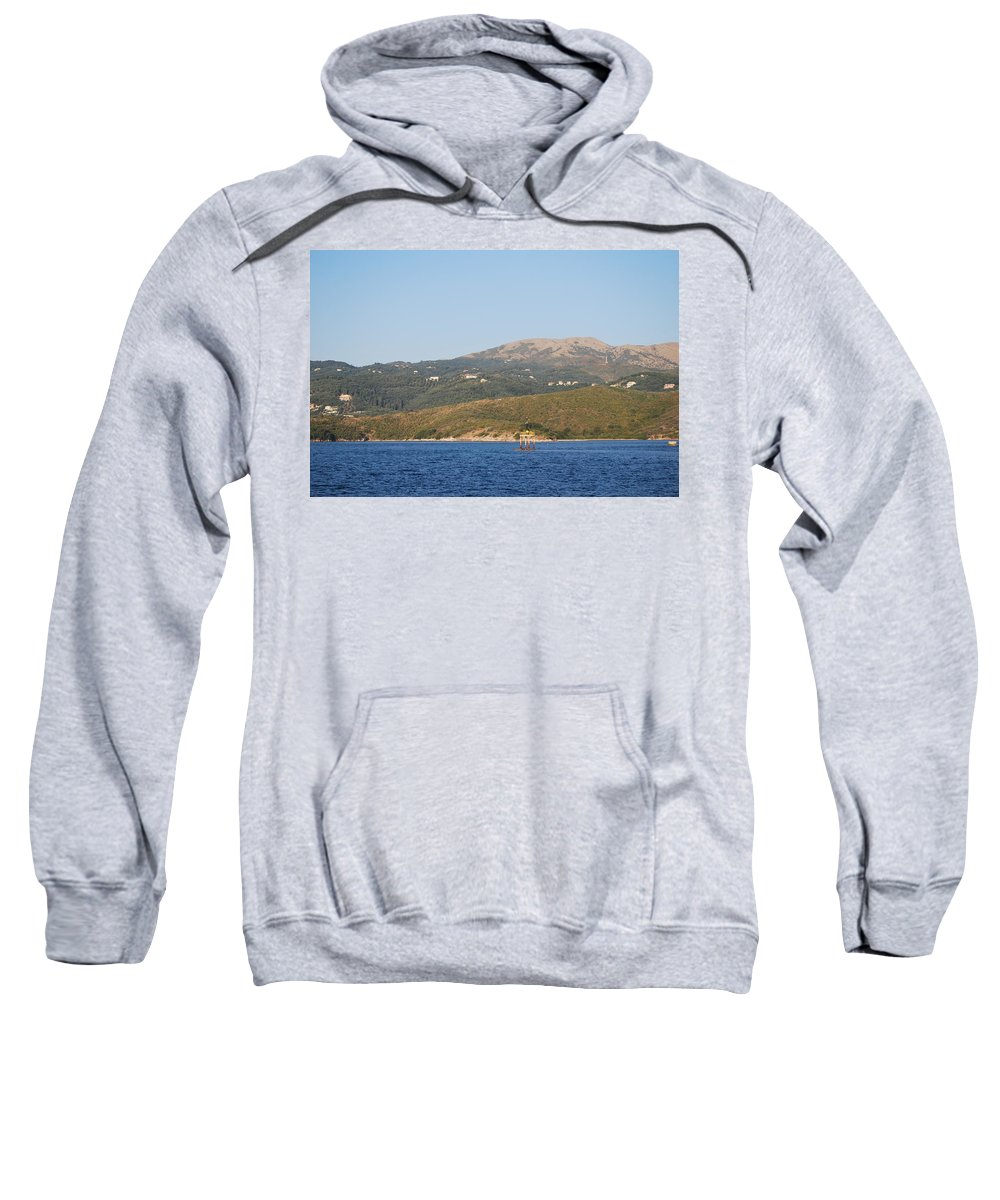 Serpa Sweatshirt featuring the photograph Serpa by George Katechis