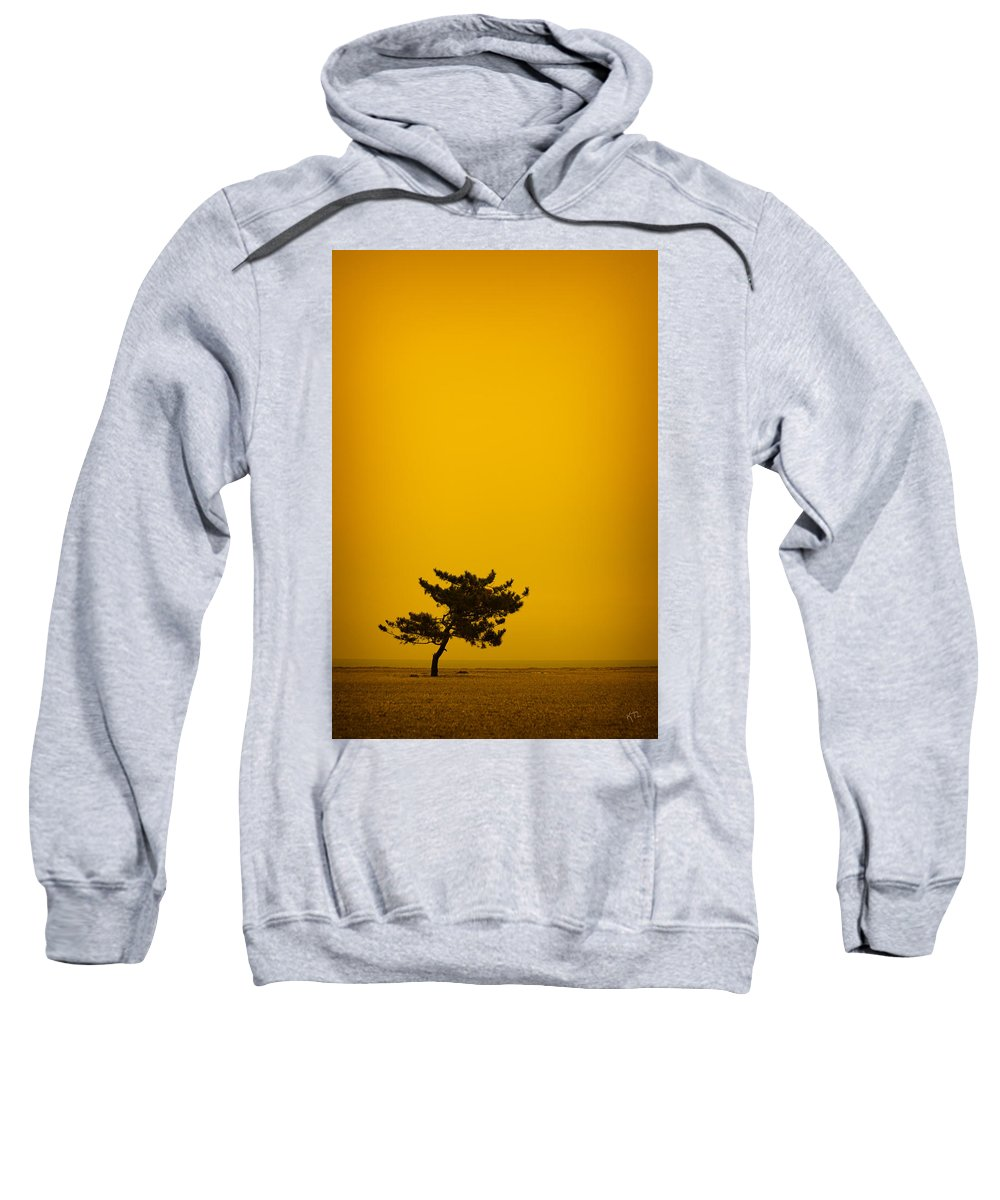 Tree Sweatshirt featuring the photograph Stands Alone by Karol Livote