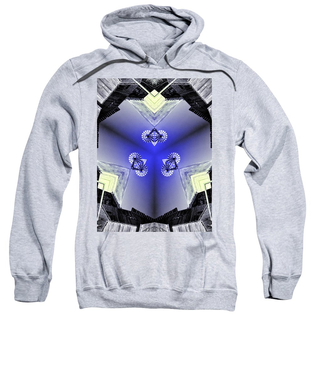 Stasis Sweatshirt featuring the photograph Stasis by Dominic Piperata