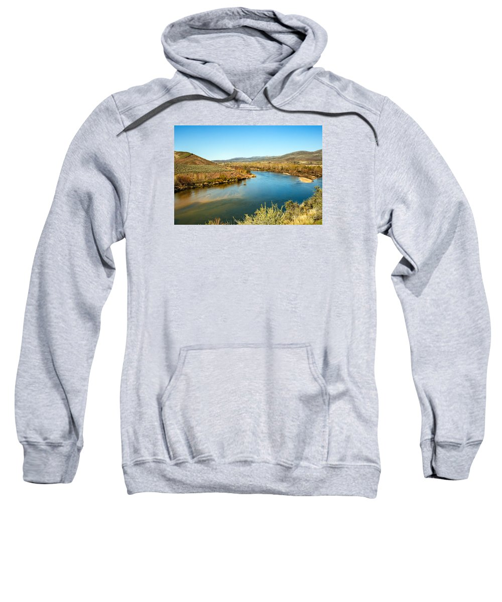 Idaho Sweatshirt featuring the photograph Sweet by Robert Bales