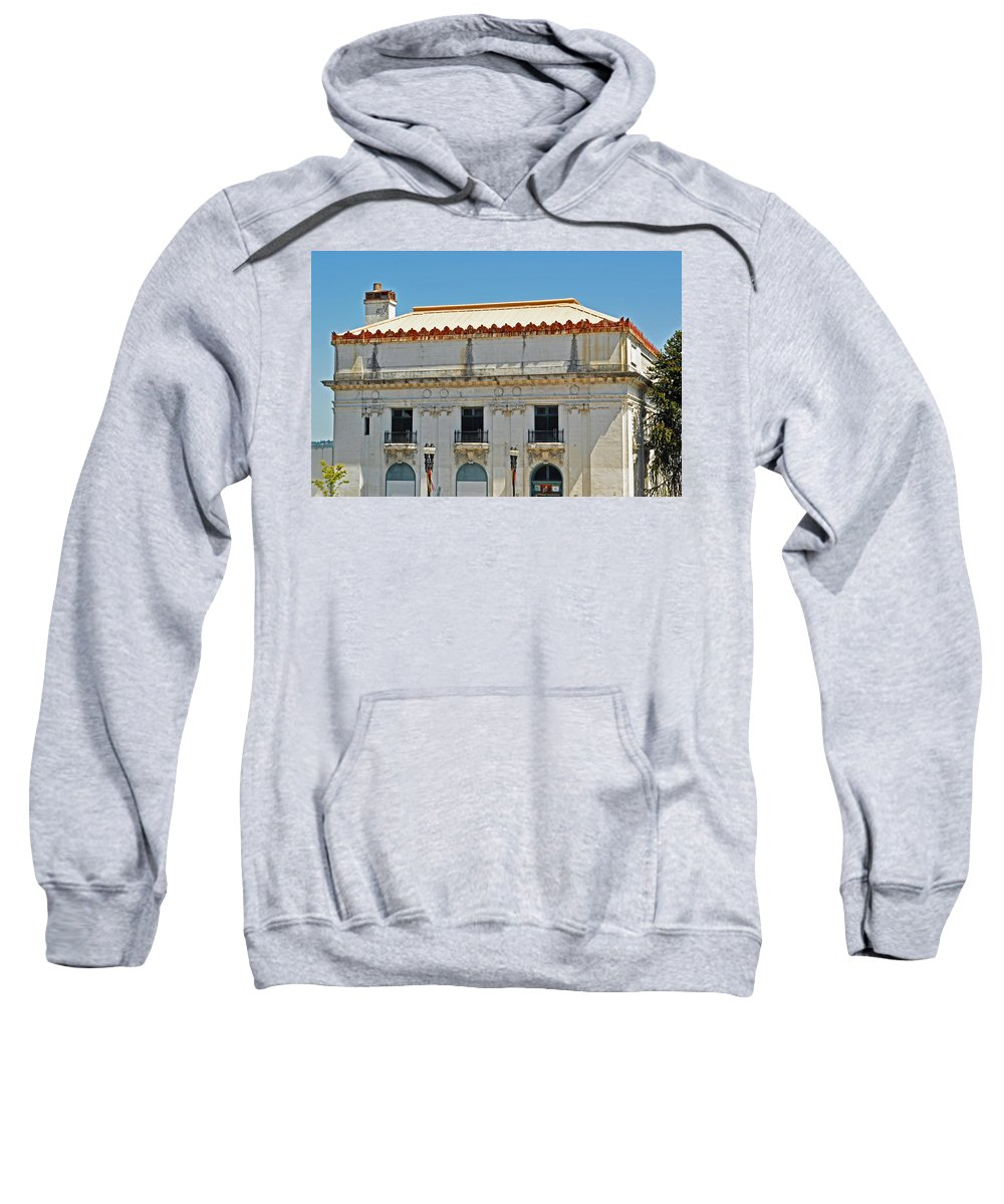 Tacoma Elks Club Sweatshirt featuring the photograph Tacoma Elks Club by Tikvah's Hope