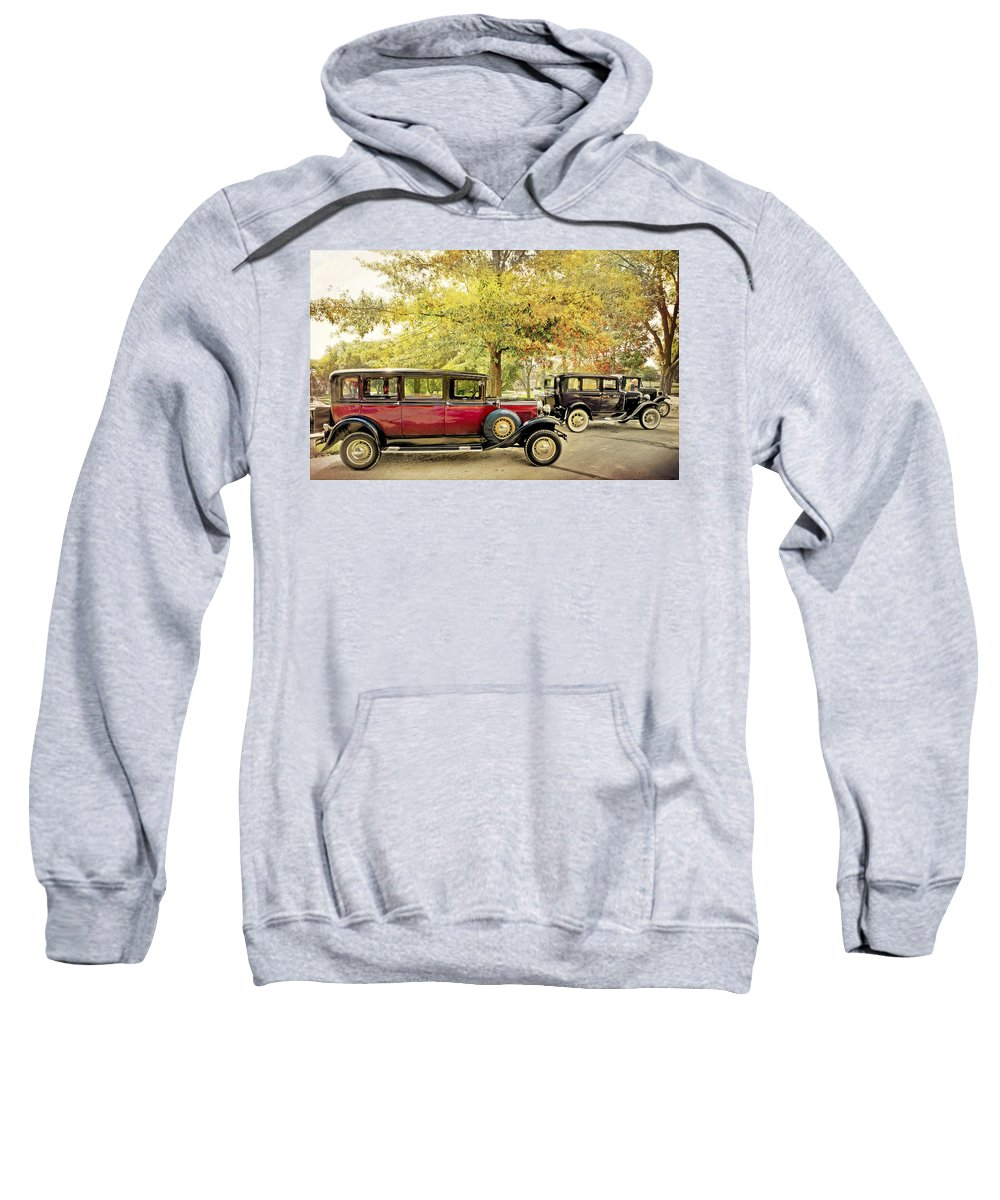 Classics Sweatshirt featuring the photograph The Classics by John Anderson