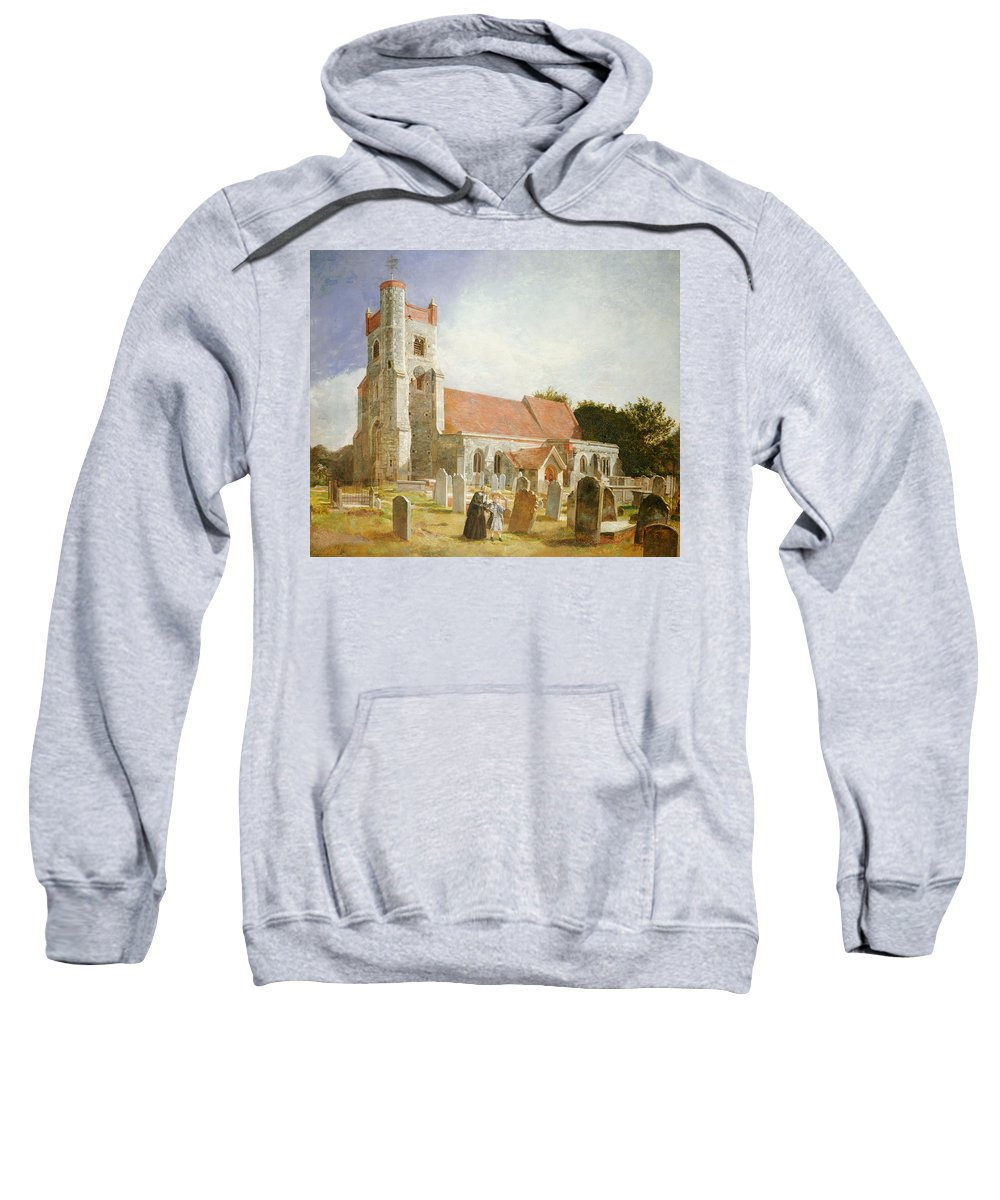 Church Yard Sweatshirts