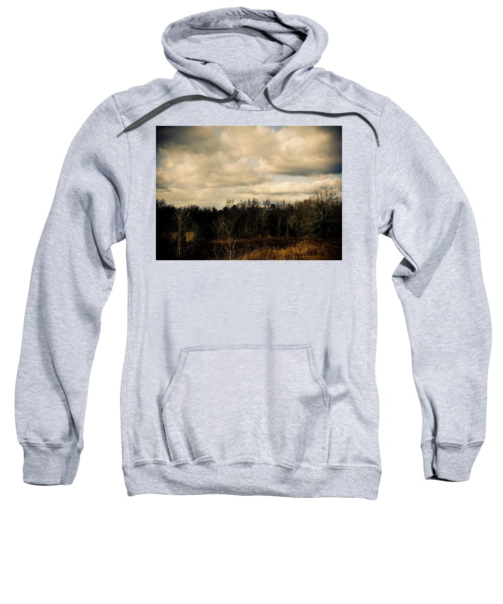 Wilderness Sweatshirt featuring the photograph Wilderness by Jessica Brawley