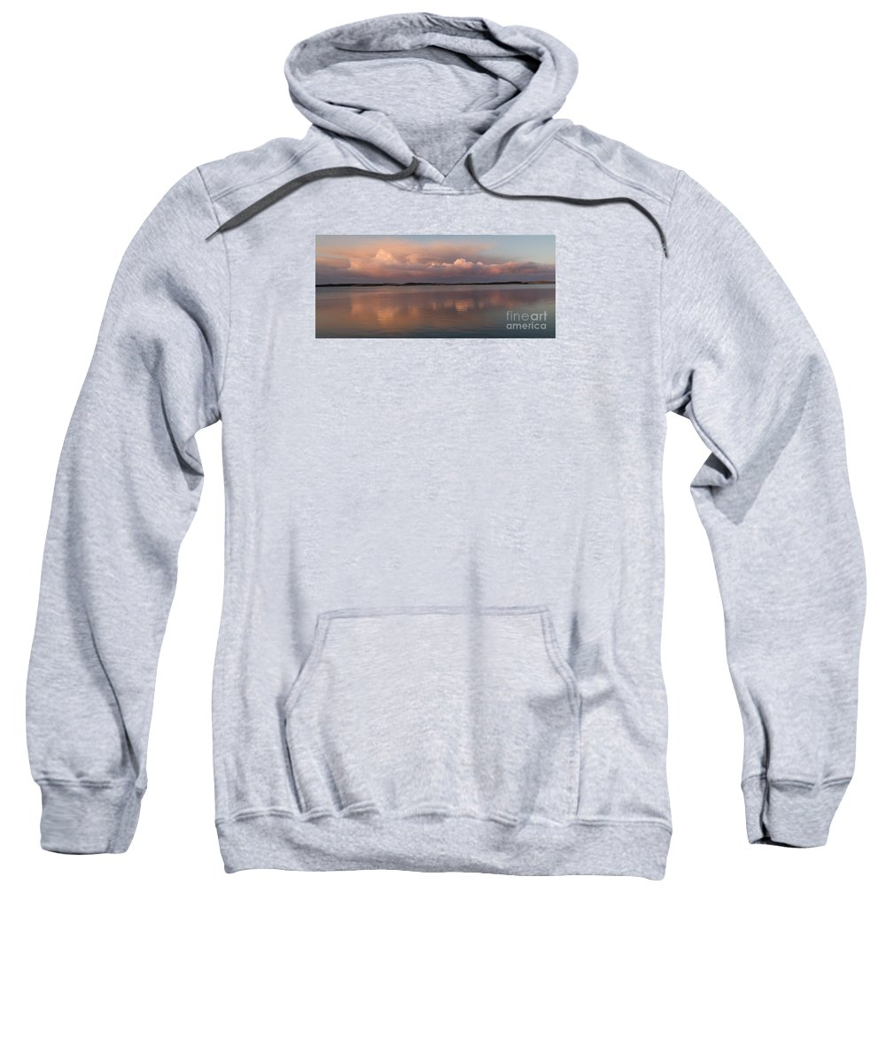 California Sweatshirt featuring the photograph ZEN by Alice Cahill