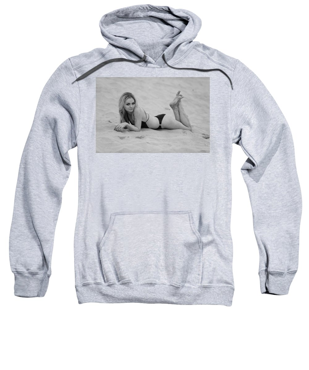 Female Sweatshirt featuring the photograph Allure by Rick Berk