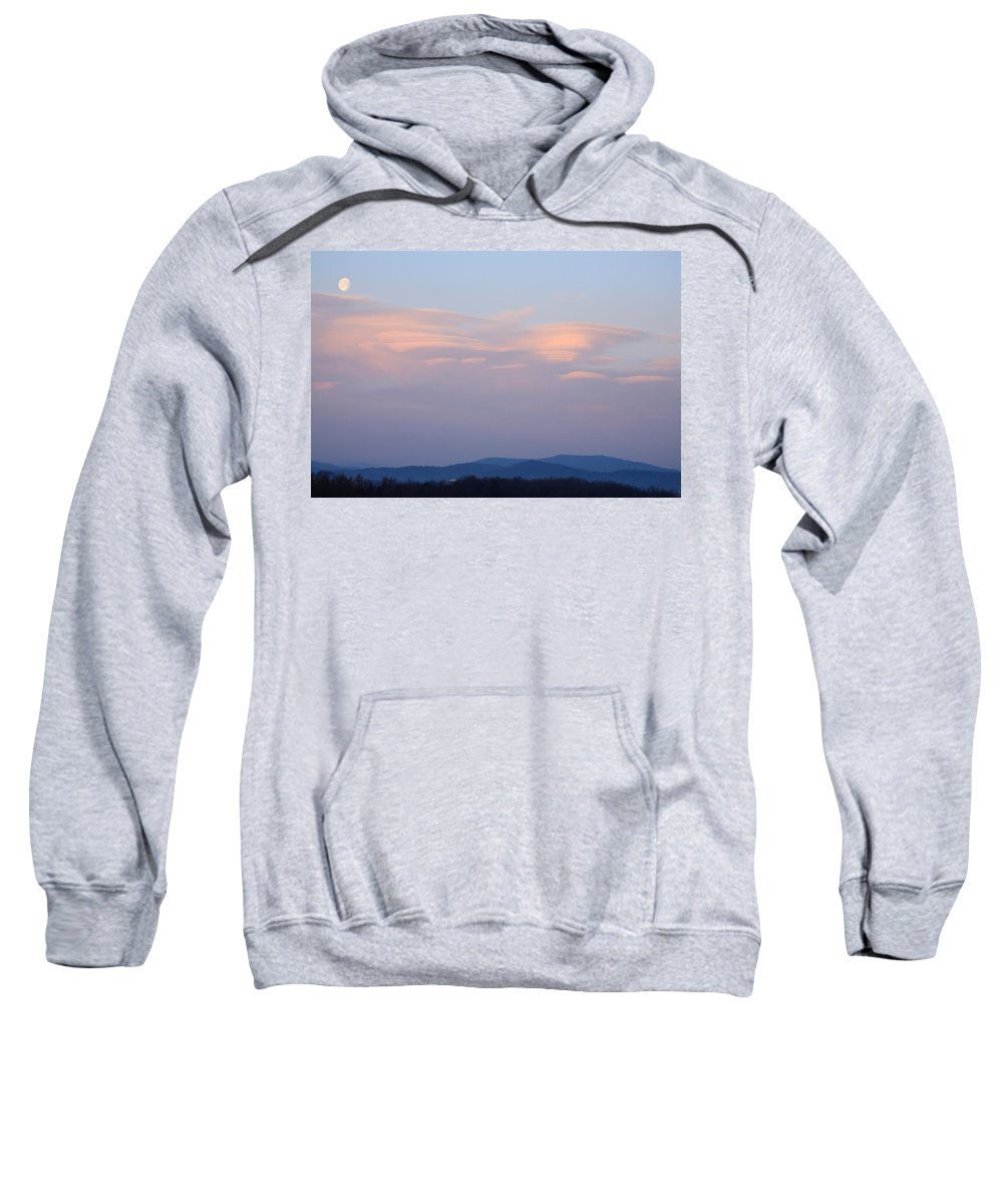 Lenticular Sweatshirt featuring the photograph Artistic Nature by Ian Middleton