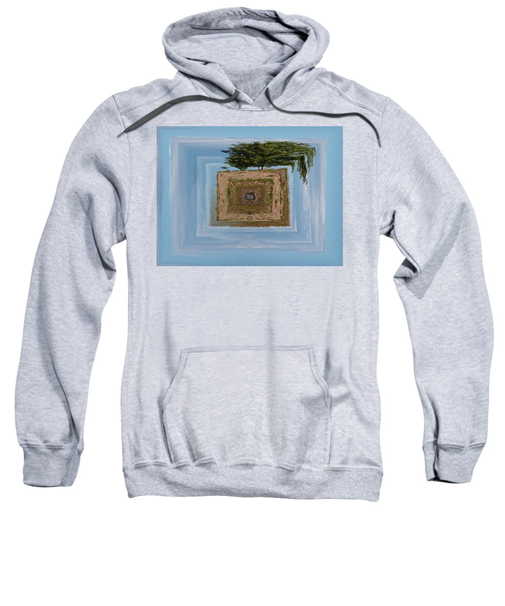 Gulf Of Bothnia Sweatshirt featuring the photograph Rowan Of The Island by Jouko Lehto