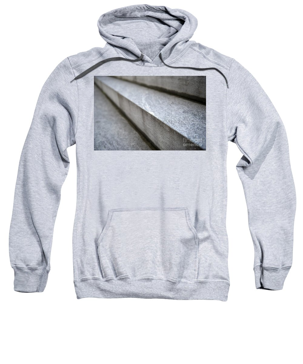 Stair Sweatshirt featuring the photograph Stairs by Mats Silvan