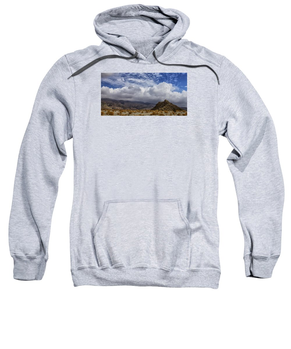 Summer Storm Sweatshirt featuring the photograph Summer Storm by Dominic Piperata