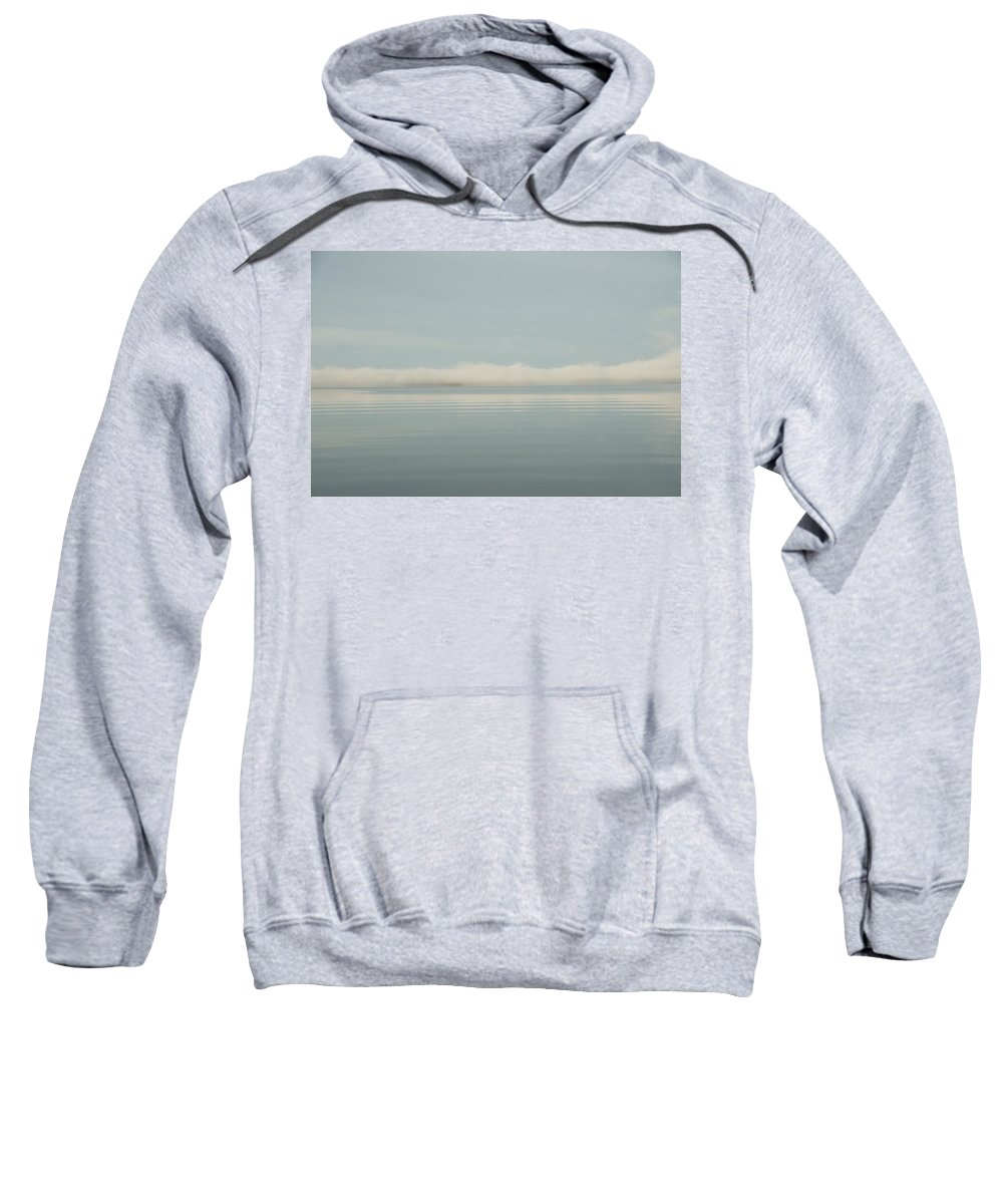 Canadian Sweatshirt featuring the photograph Lake Of The Woods, Ontario, Canada by Keith Levit