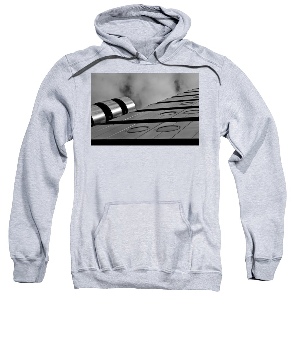 Lloyd's Sweatshirt featuring the photograph Lloyd's Of London by David Pyatt