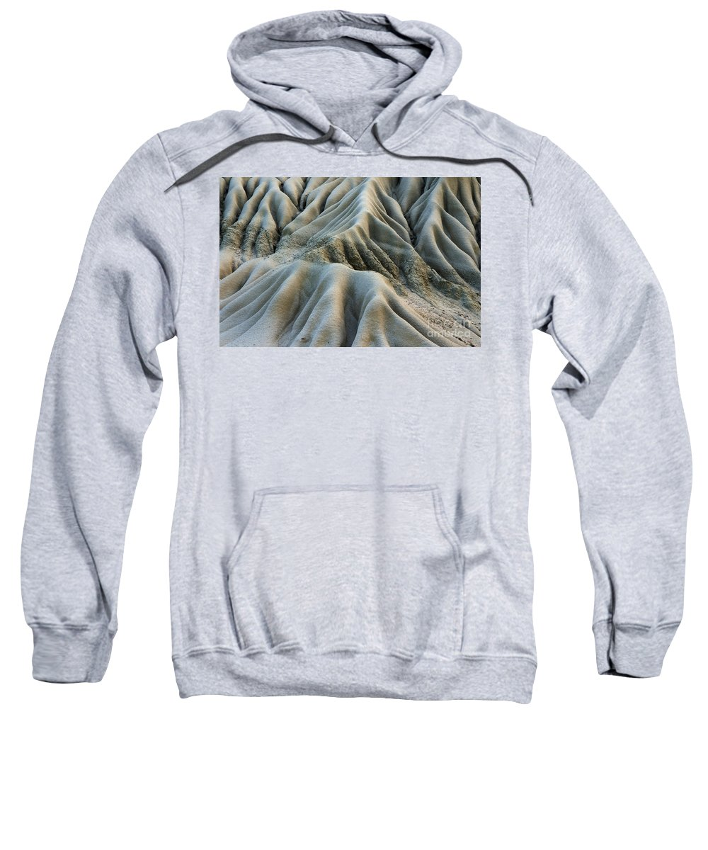 Nature Sweatshirt featuring the photograph A Wrinkle In Time by Bob Christopher