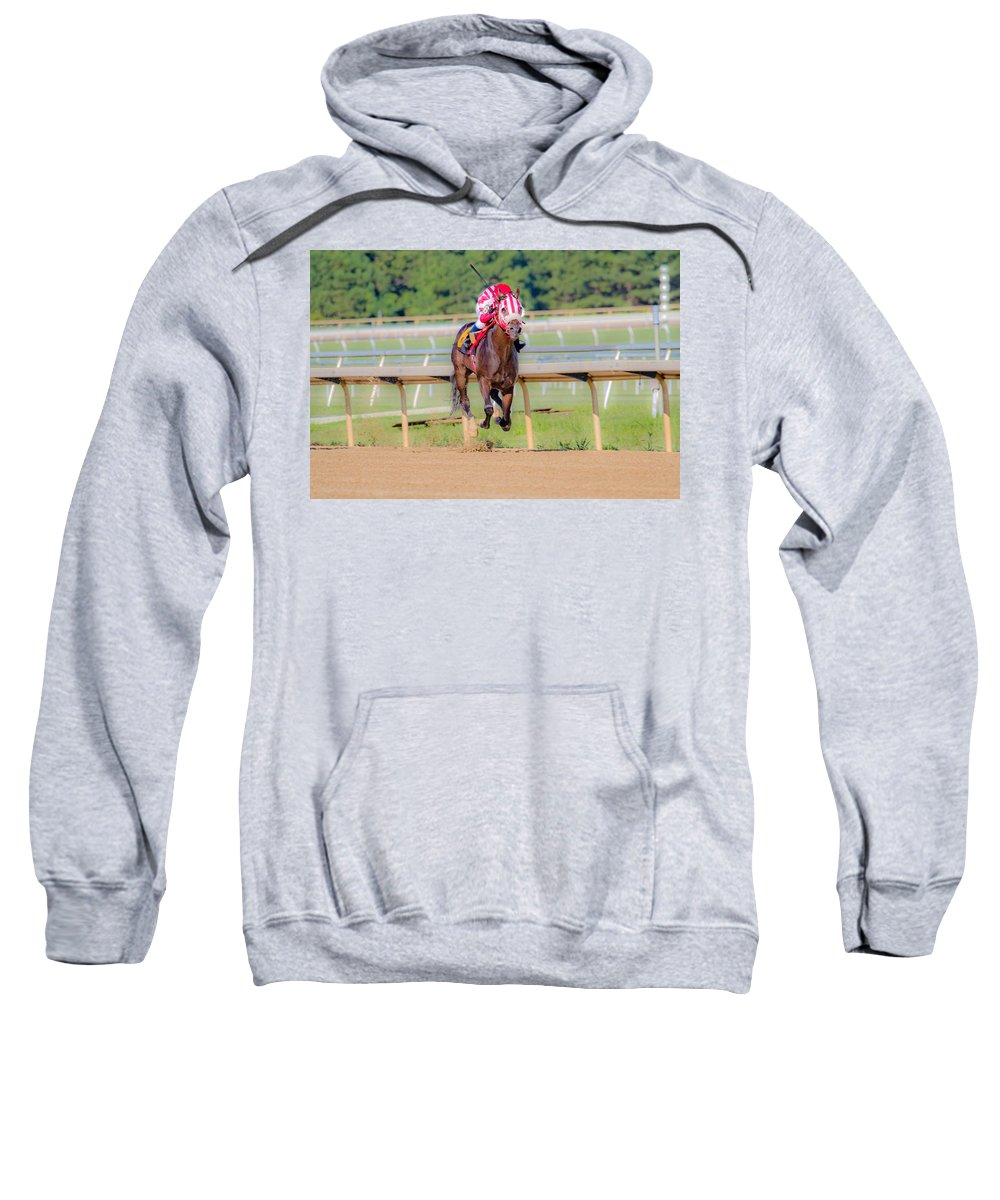 Post Sweatshirt featuring the photograph Air by Betsy Knapp