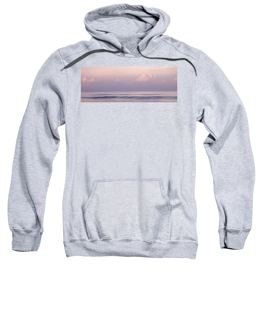Arabian Sea Sweatshirt featuring the photograph Arabian Sea, Kerala, India by Keith Levit