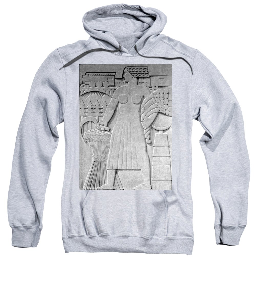 Art Deco Sweatshirt featuring the photograph Art Deco 16 by Andrew Fare