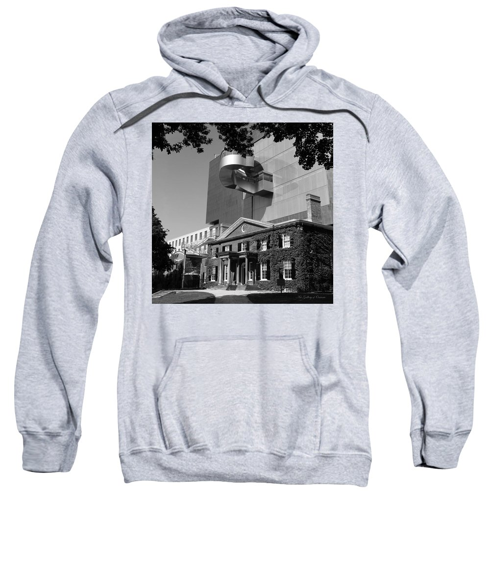 Ago Sweatshirt featuring the photograph Art Gallery Of Ontario by Andrew Fare
