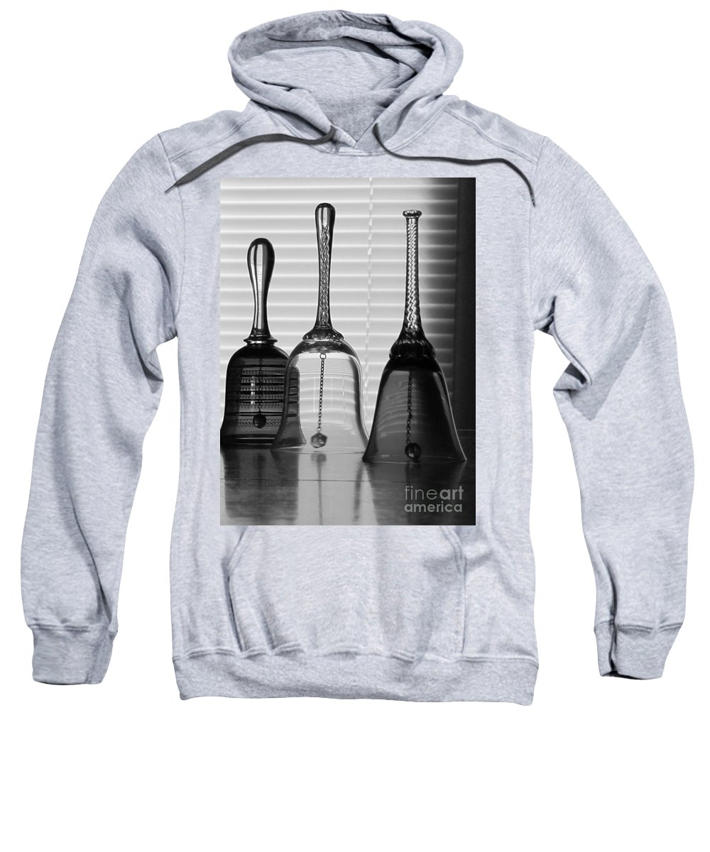 Bells Sweatshirt featuring the photograph Bells by Michelle Powell