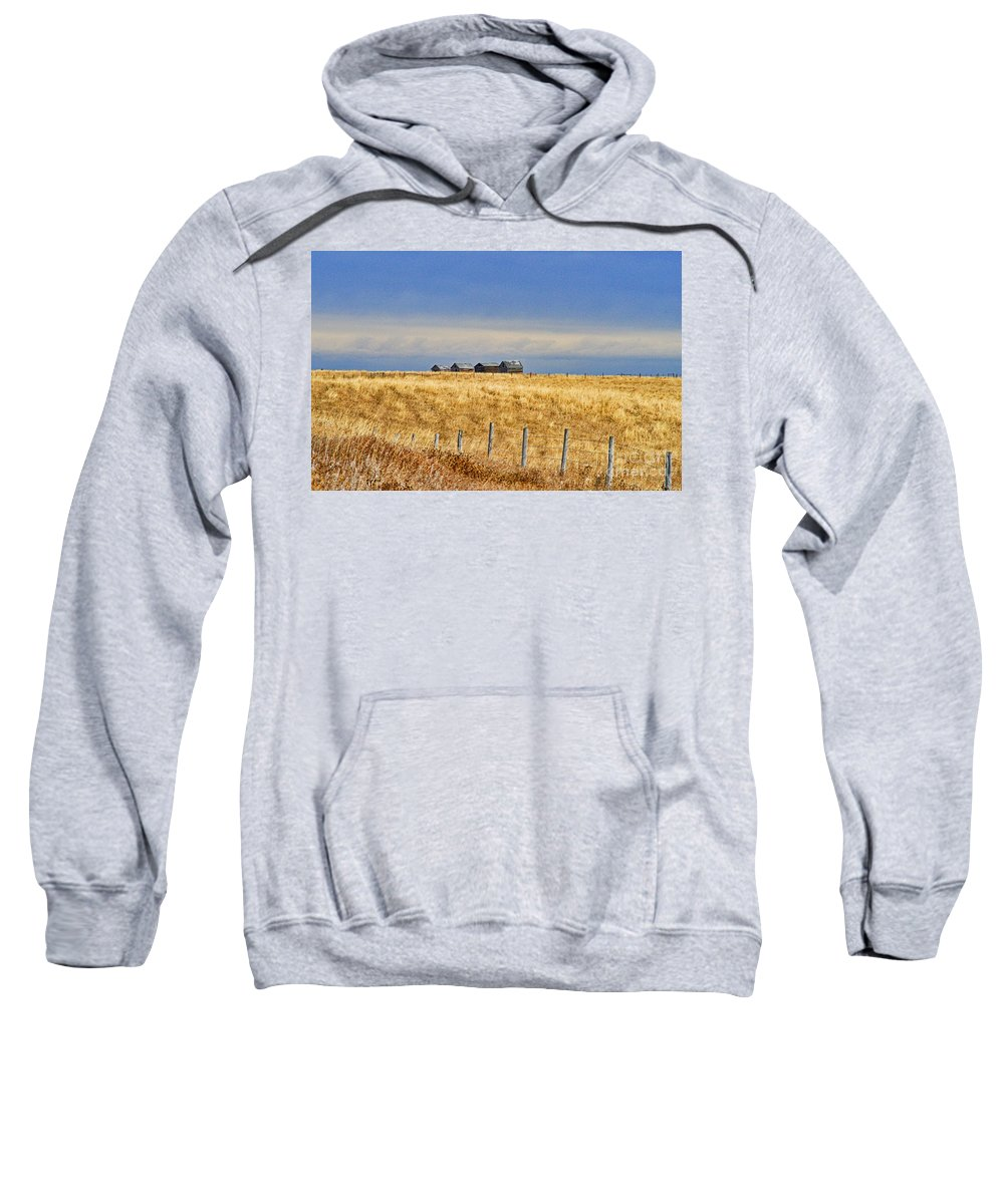 Landscapes Sweatshirt featuring the photograph Casc8479-11 by Randy Harris