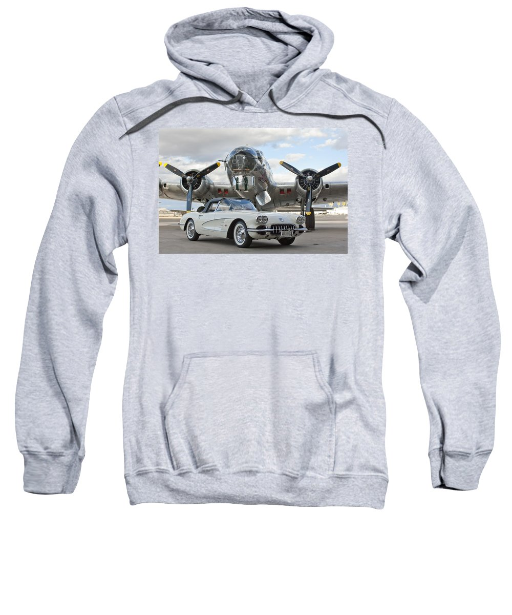 Sweatshirt featuring the photograph Cc 10 by Jill Reger