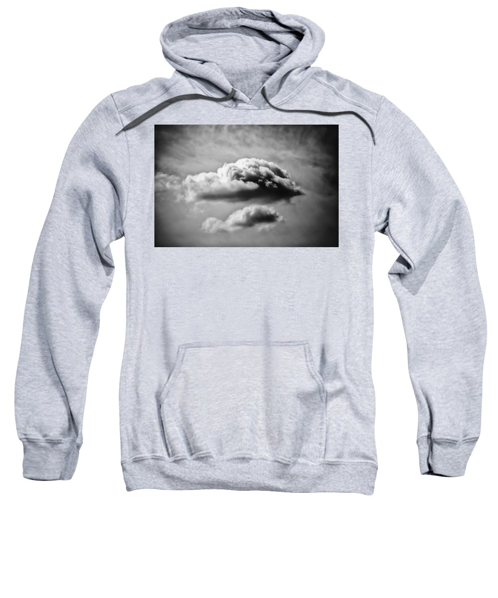 Cloud Sweatshirt featuring the photograph Cloudscapes Series 2 #35 by Tim Nault