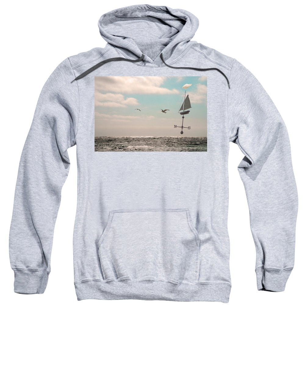Dream Sweatshirt featuring the photograph Dreamers Journey by Kathleen Grace