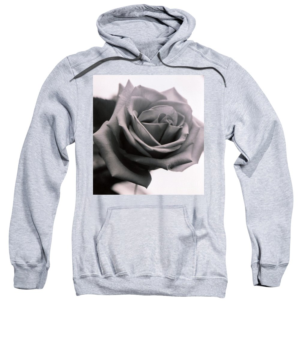 Rose Sweatshirt featuring the photograph Elegance by Tom Luca