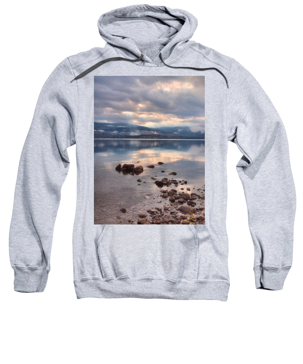 Light Sweatshirt featuring the photograph Even Rainy Mondays Can Be Beautiful by Tara Turner