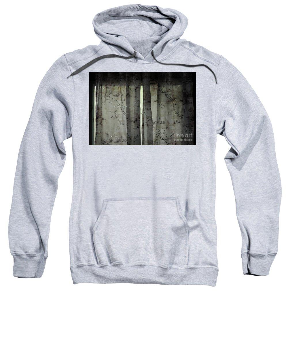 Evp Sweatshirt featuring the photograph EVP by Luke Moore