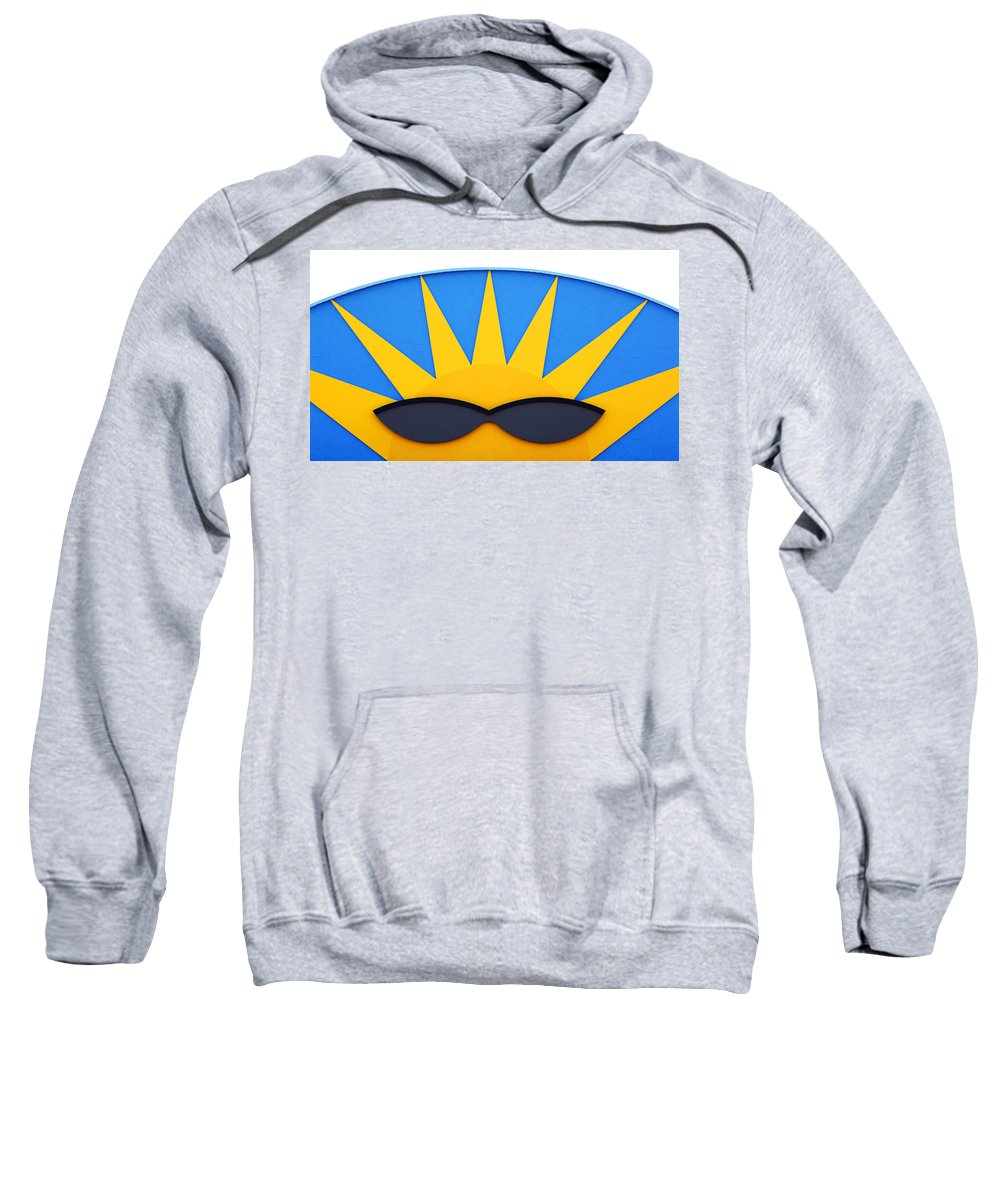 Good Sweatshirt featuring the photograph Good Day Sunshine by Marilyn Hunt
