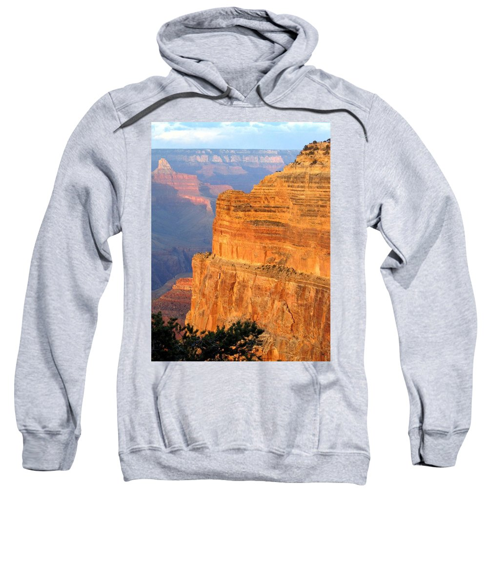 Grand Canyon Sweatshirt featuring the photograph Grand Canyon 27 by Will Borden