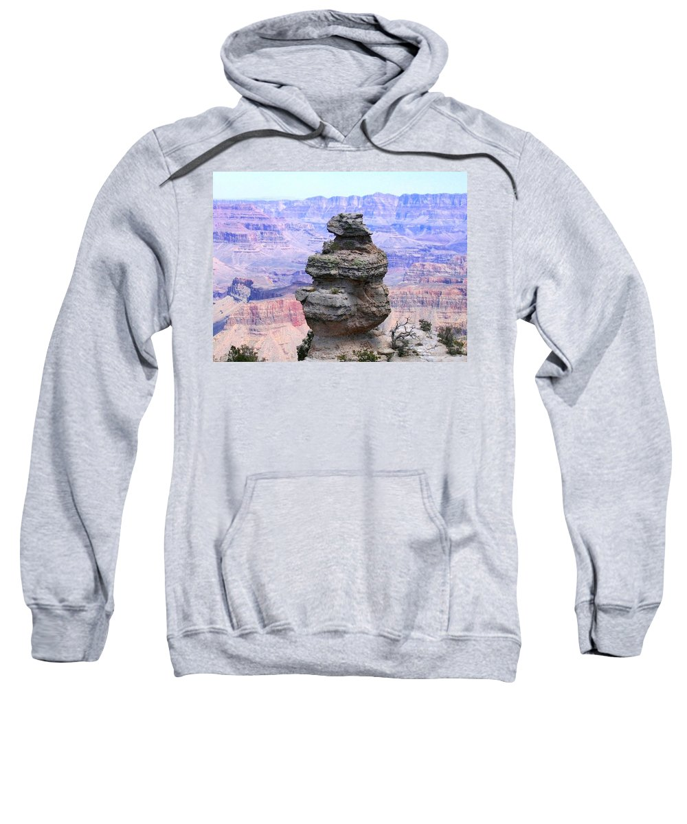 Grand Canyon Sweatshirt featuring the photograph Grand Canyon 58 by Will Borden