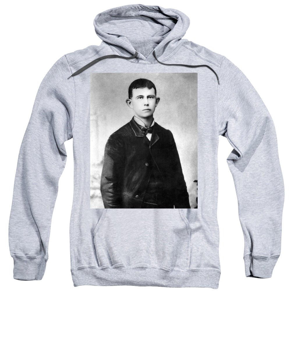 19th Century Sweatshirt featuring the photograph Grattan Dalton (1864-1892) by Granger