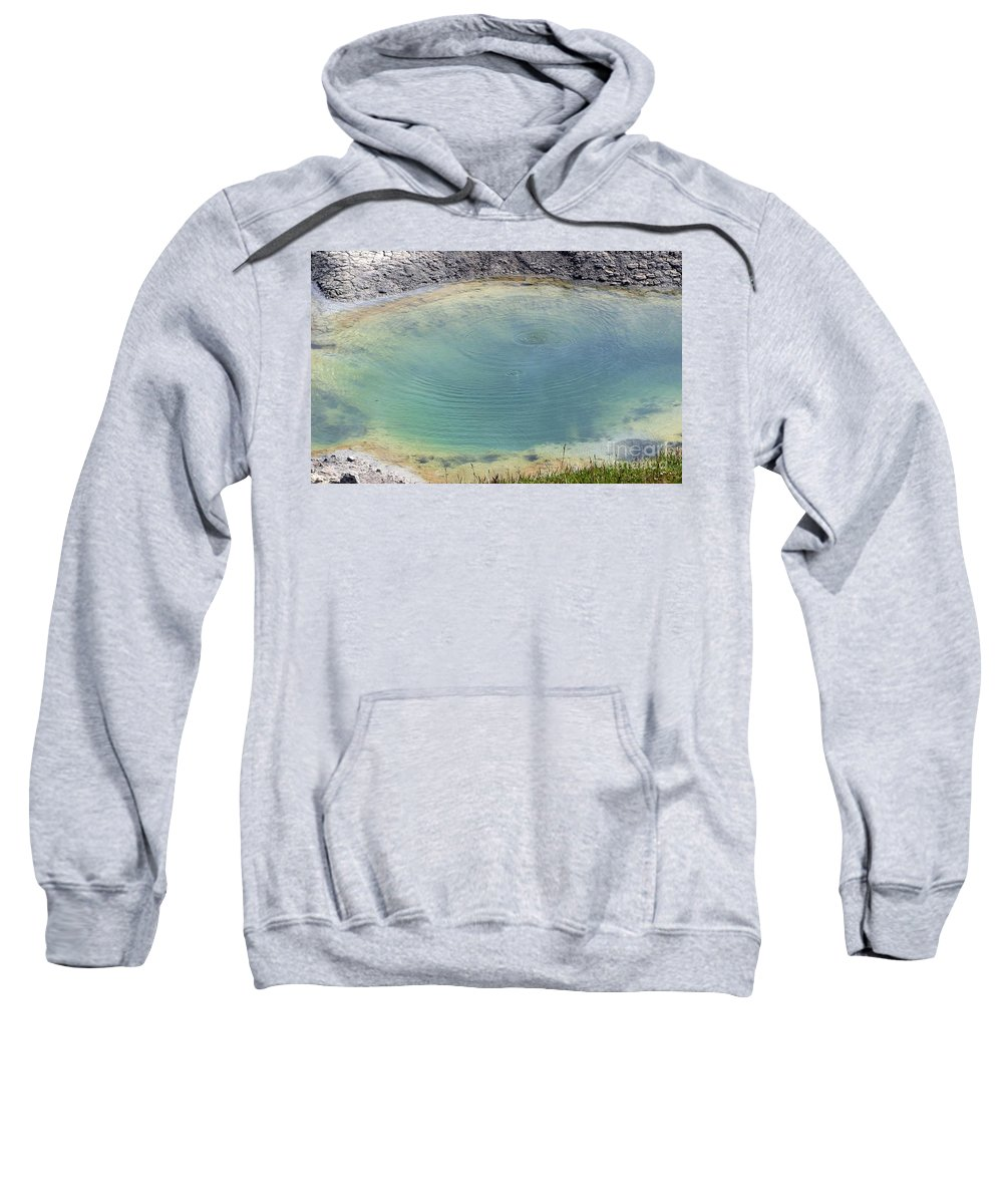 Hot Spot Sweatshirt featuring the photograph Hot Spot by Living Color Photography Lorraine Lynch