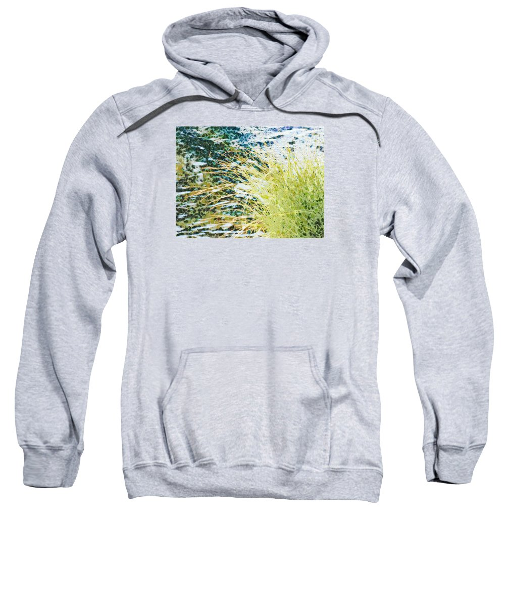 Low Blood Sugar Sweatshirt featuring the photograph Hypoglycaemic by Steve Taylor