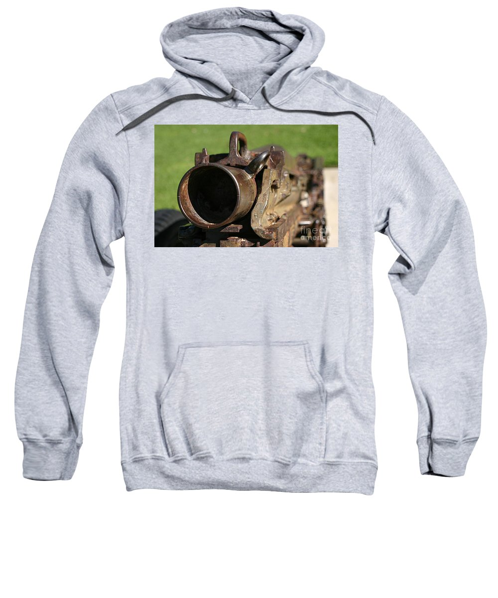 War Sweatshirt featuring the photograph Kaboom by Henrik Lehnerer