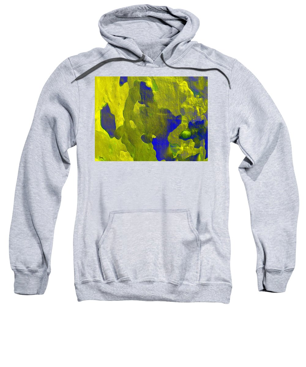 Trees Sweatshirt featuring the photograph Looking Through The Wood by Robert Margetts