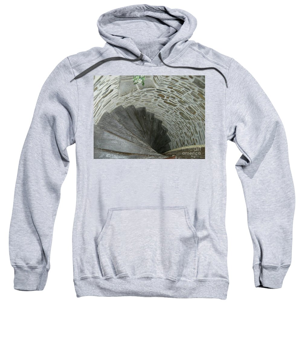 Gap Sweatshirt featuring the photograph Mind The Gap....s by Donato Iannuzzi