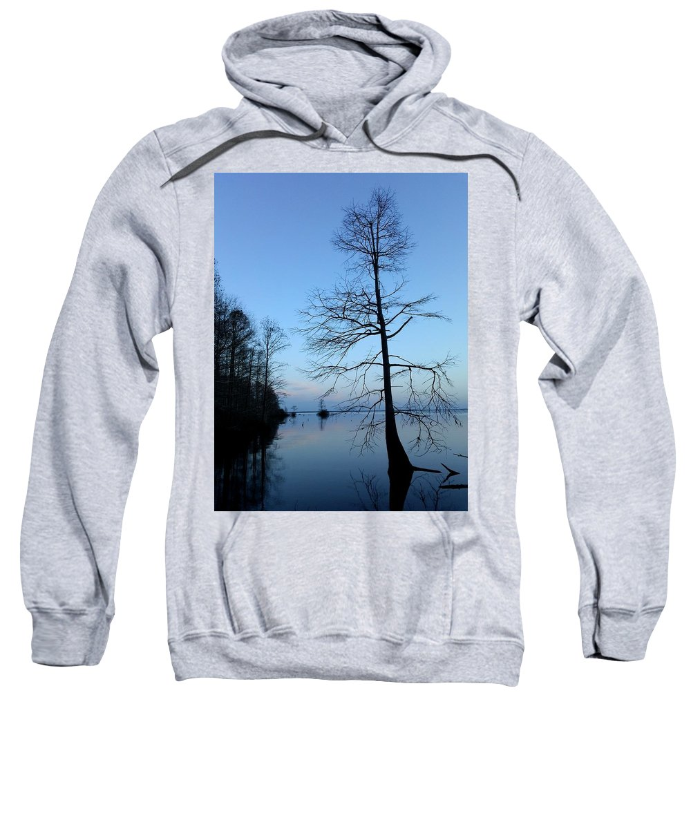 Sunrise Sweatshirt featuring the photograph Morning Serenity 2 by Brett Winn