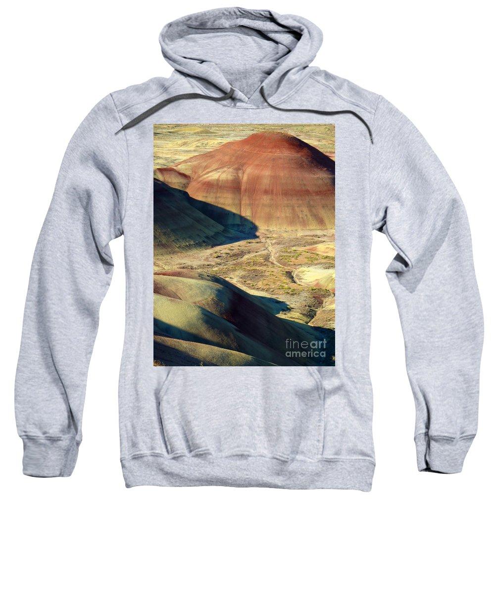 Still Life Sweatshirt featuring the photograph Peyote by Lauren Leigh Hunter Fine Art Photography