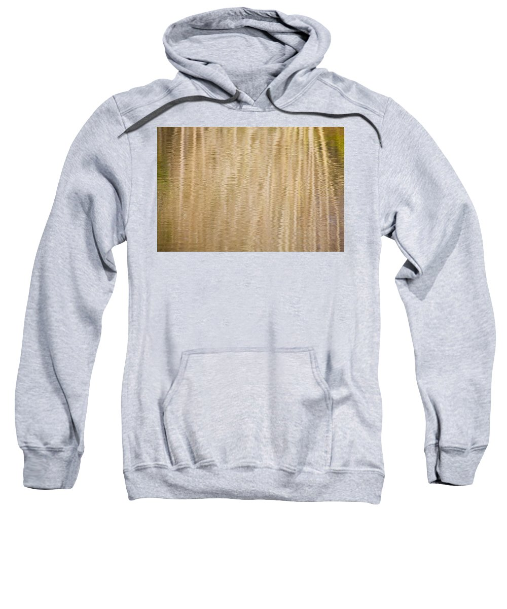 Day Sweatshirt featuring the photograph Reflection In Pond by Craig Tuttle