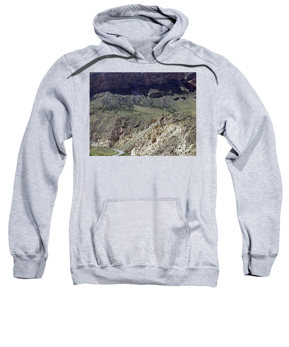 Traveling Sweatshirt featuring the photograph Roadside America by Living Color Photography Lorraine Lynch