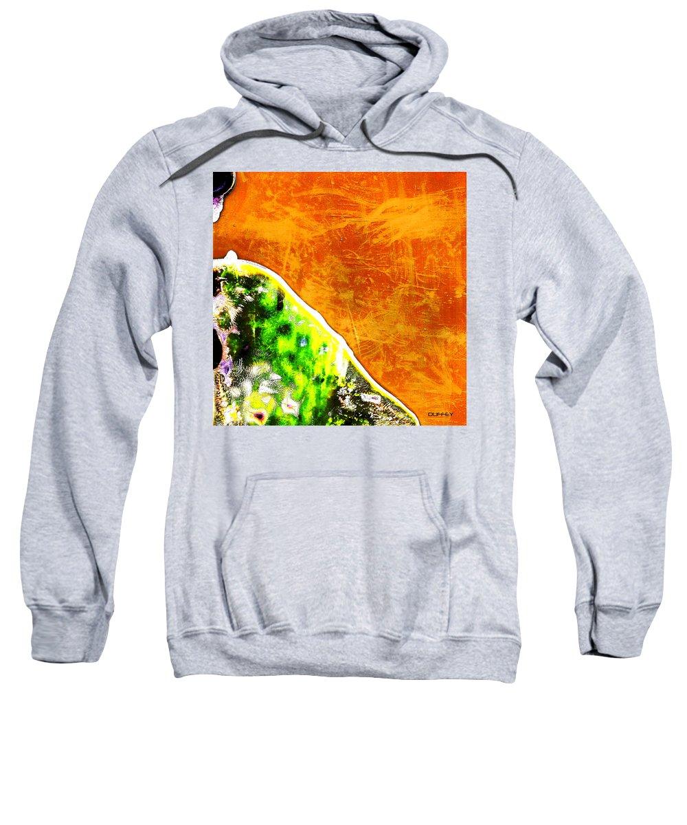 Andy Warhol Sweatshirt featuring the photograph She Walked Toward The Sunrise by Doug Duffey