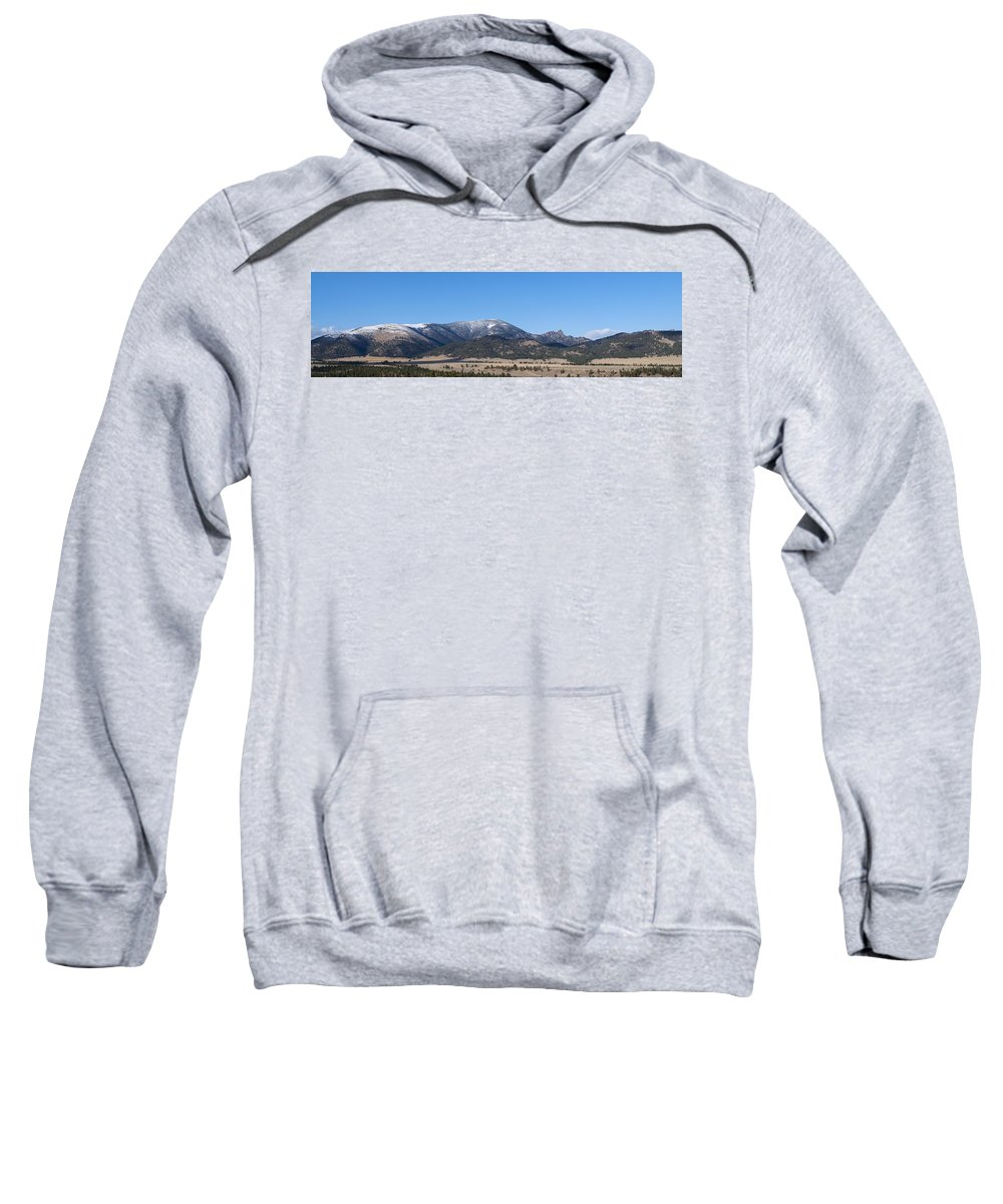 Sleeping Giant Sweatshirt featuring the photograph Sleeping Giant by Fran Riley