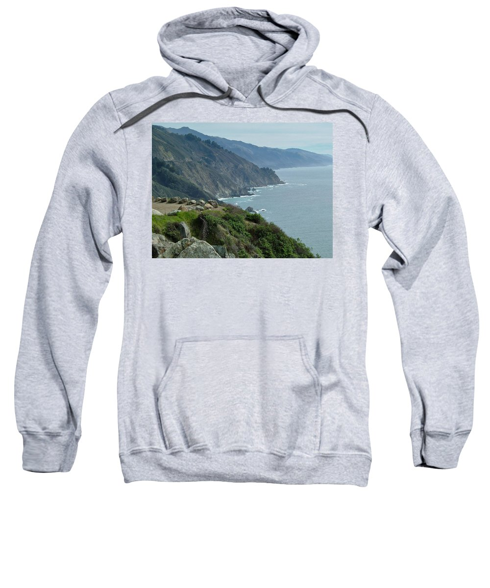 Spectacular Sweatshirt featuring the photograph South Of Monterrey by Susan Wyman