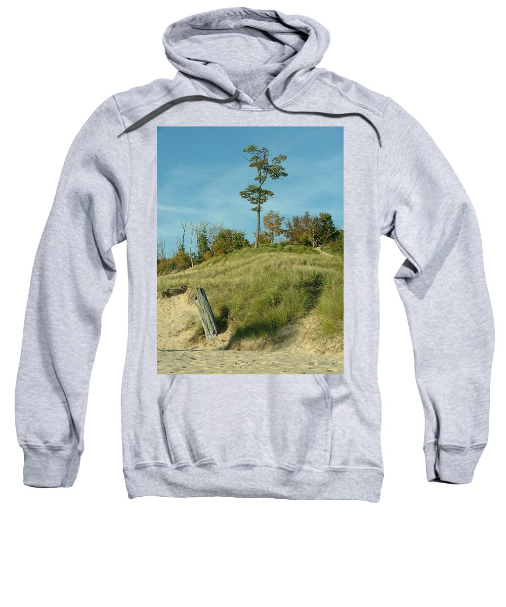 Landscape Sweatshirt featuring the photograph Stand Tall by Dennis Pintoski